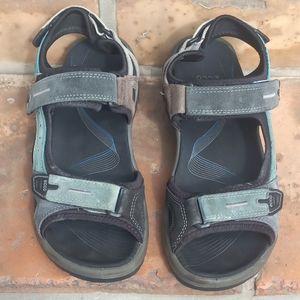 ECCO Hiking Sandals Yucatan, US 8 - 8.5 EU 42